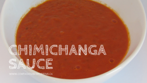 Chimichanga Sauce