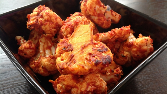 BBQ Cauliflower