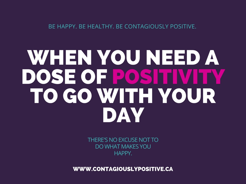 100 Doses of Positivty