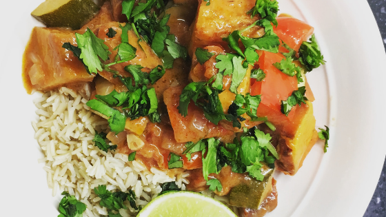 Sweet Potato Brazilian Stew